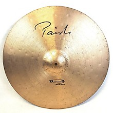 Paiste 20in DEMENSIONS DEEP FULL RIDE Cymbal