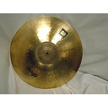 Stagg 20in DH EXO HEAVY RIDE Cymbal