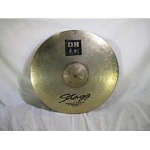Stagg 20in DUAL HAMMERED HEAVY EXO Cymbal