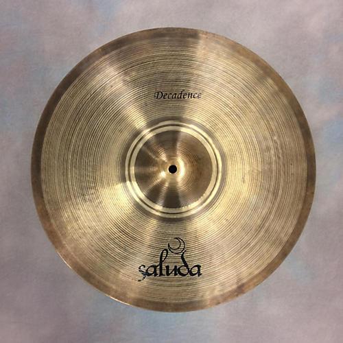 Saluda 20in Decadence Cymbal