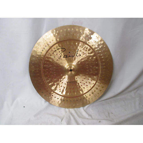 Paiste 20in Dimensions Power China Cymbal