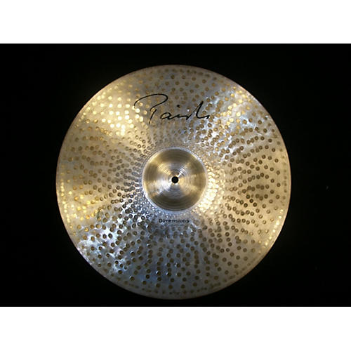Paiste 20in Dimensions Power Crash Cymbal