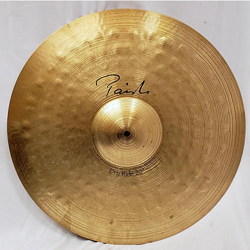 Paiste 20in Dry Cymbal