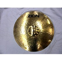 Zion 20in Elite Ride (Brilliant) Cymbal