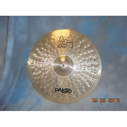 Paiste 20in FULL RIDE Cymbal