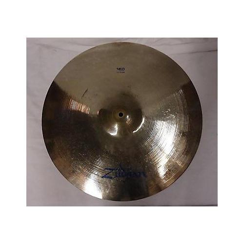 Zildjian 20in Field Blue Label Cymbal