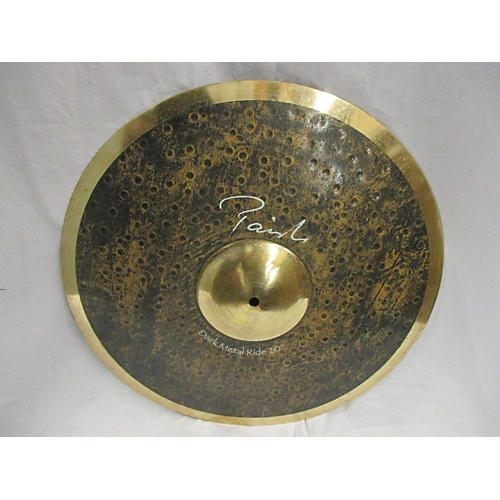 Paiste 20in Full Metal Ride Cymbal
