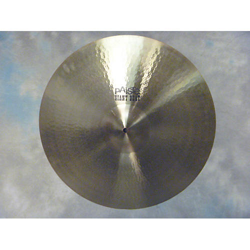 Paiste 20in Giant Beat Crash Ride Cymbal