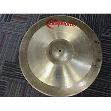 Bosphorus Cymbals 20in Groove Cymbal