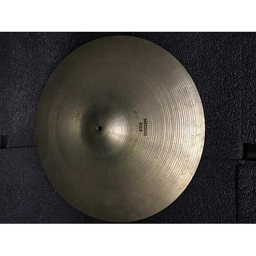 Zildjian 20in Hollow Logo Medium Ride Cymbal