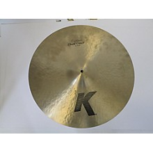 Zildjian 20in K Custom Dark Crash Cymbal