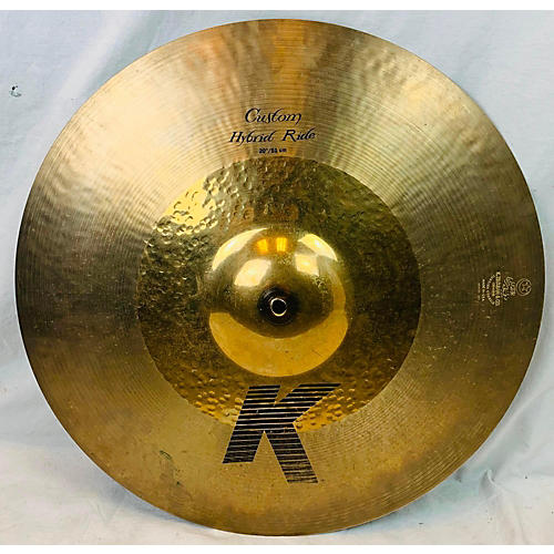 Zildjian 20in K Custom Hybrid Ride Cymbal