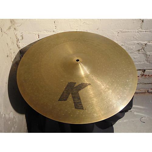 Zildjian 20in K Custom Medium Ride Cymbal