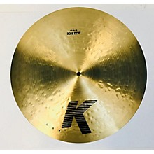 Zildjian 20in K Series Riveted Jazz Cymbal