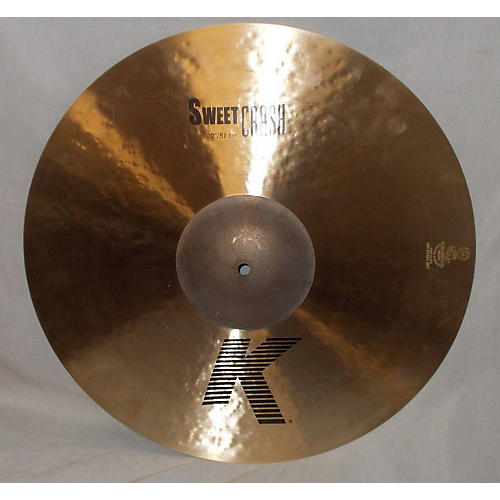 Zildjian 20in K Sweet Crash Cymbal