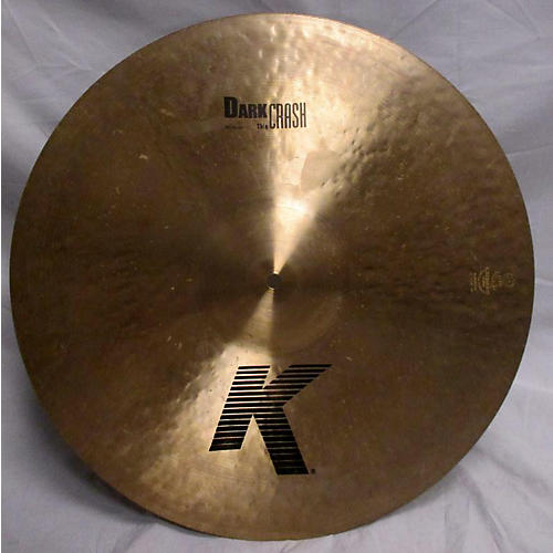 Zildjian 20in K Thin Dark Crash Cymbal