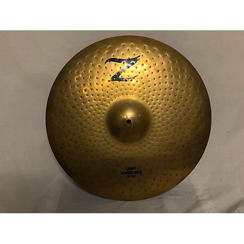 Zildjian 20in Light Power Ride Cymbal