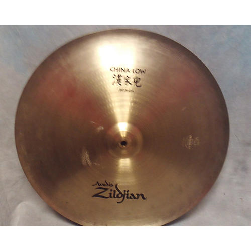 Zildjian 20in Low China Boy Cymbal