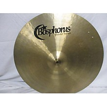 Bosphorus Cymbals 20in M20R Master Ride Cymbal
