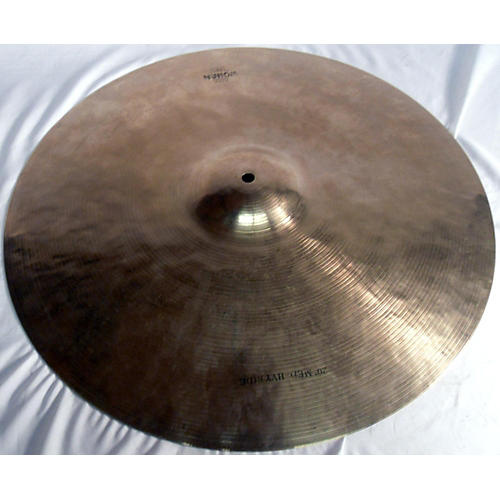 Wuhan 20in MEDIUM HEAVY RIDE Cymbal