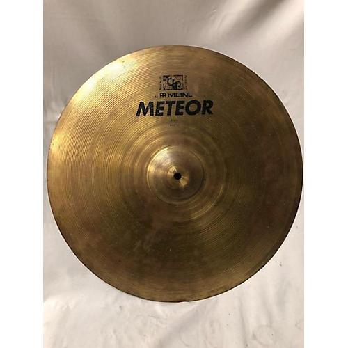 Meinl 20in METEOR RIDE Cymbal