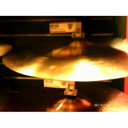 Zildjian 20in MIni Cup Ride Cymbal