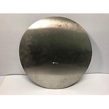 Factory Metal Percussion 20in Metal Factory Cymbal Cymbal