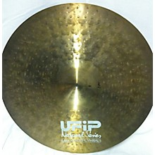 UFIP 20in Natural Series Cymbal