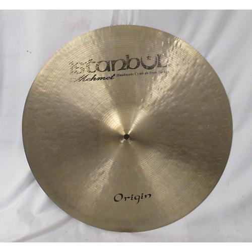 Istanbul Mehmet 20in Origin Ride Medium Cymbal