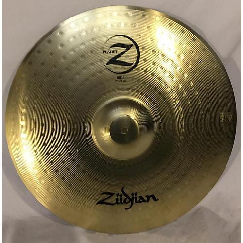 Zildjian 20in PLANET Z RIDE Cymbal