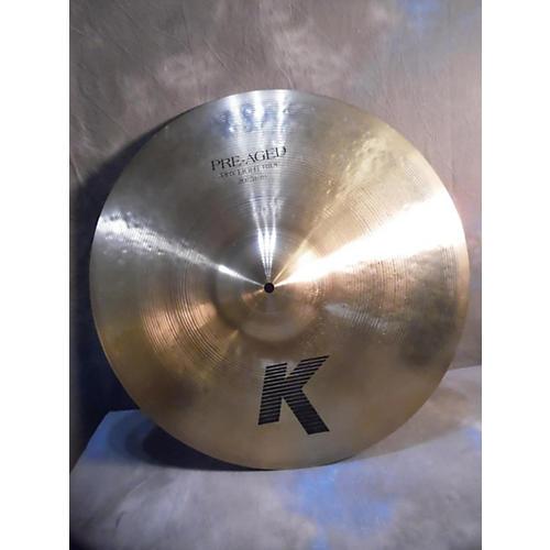 Zildjian 20in Pre Aged Dry Light Ride Cymbal