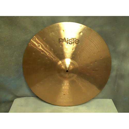 Paiste 20in Prototype Bronze Ride Cymbal