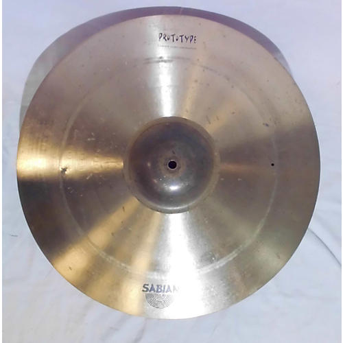 Sabian 20in Prototype Crash Ride Cymbal