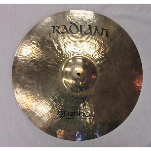 Istanbul Mehmet 20in RADIANT Cymbal