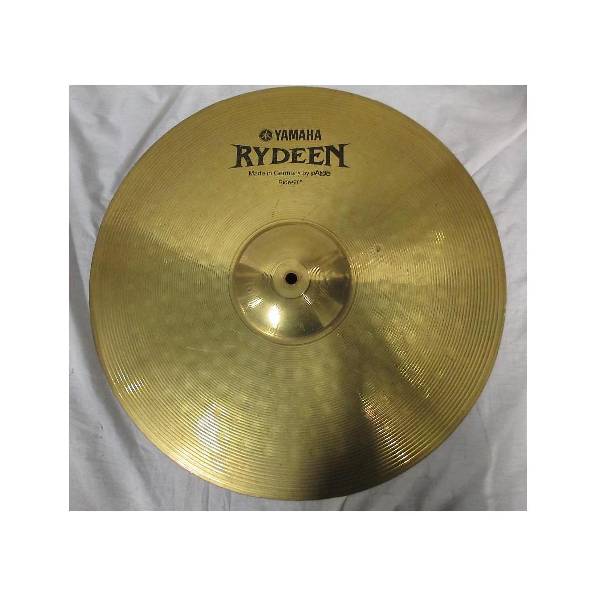 Yamaha 20in Rydeen Cymbal