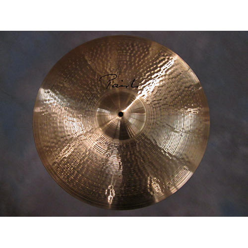 Paiste 20in SIGNATURE BRIGHT RIDE Cymbal