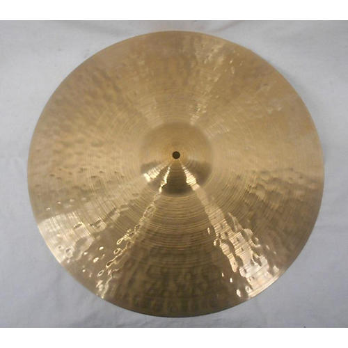 Paiste 20in SIGNATURE TRADITIONAL LIGHT RIDE CYMBAL Cymbal