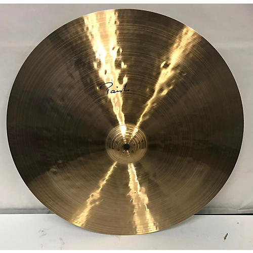Paiste 20in Signature Traditional Light Ride Cymbal