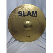 Cannon Percussion 20in Slam Cymbal