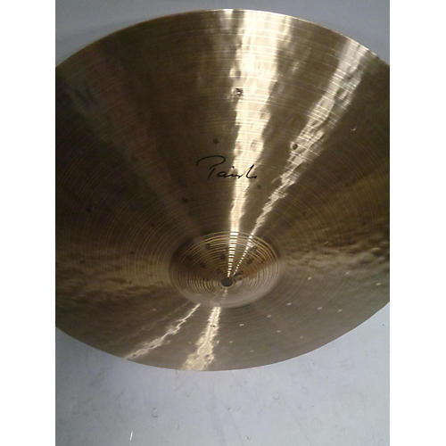 Paiste 20in Traditional Cymbal