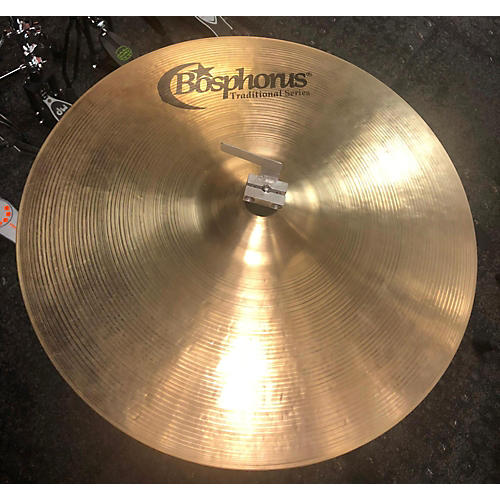 Bosphorus Cymbals 20in Traditional Thin Ride Cymbal
