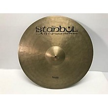 Istanbul Agop 20in Vezir Cymbal