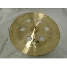 Soultone 20in Vintage Old School 1964 FXO 6 Effect China Cymbal