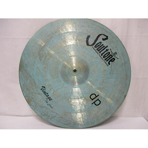 Soultone 20in Vintage Old School Patina Cymbal