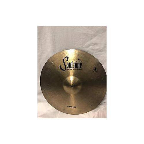Soultone 20in Vintage Series Riveted Cymbal