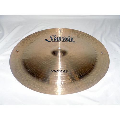 Soultone 20in Vintage Swish China Cymbal