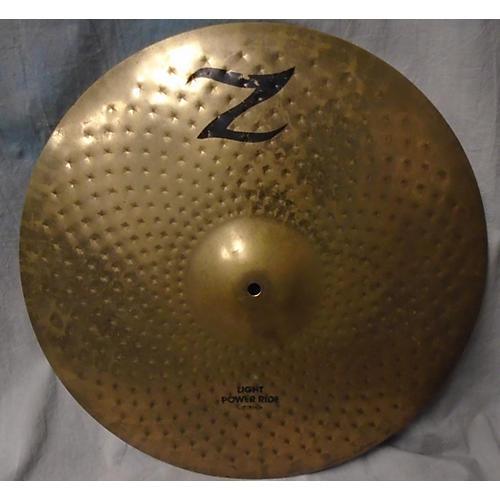 Zildjian 20in Z Custom Cymbal