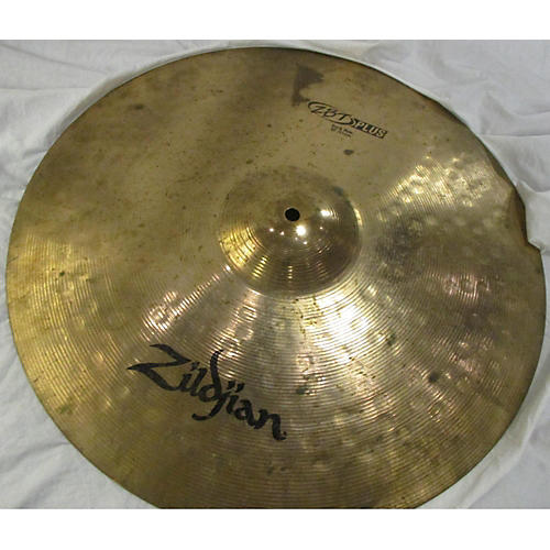 Zildjian 20in Zbt Plus Rock Ride Cymbal