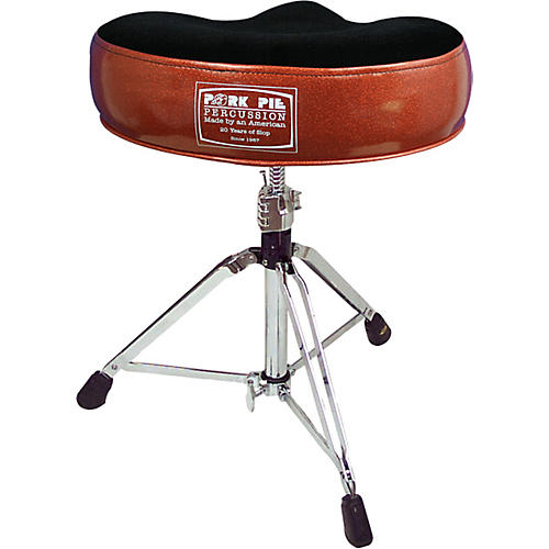 Pork Pie 20th Anniversary Drum Throne