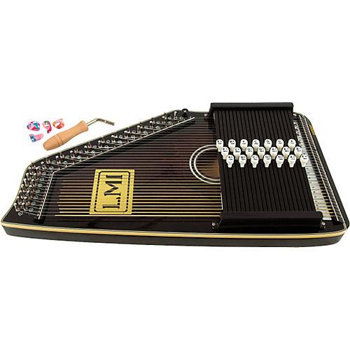 LMI 21-Chord Chordharp with Chipboard Case